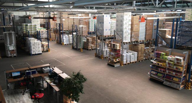 Unser Logistik-Service